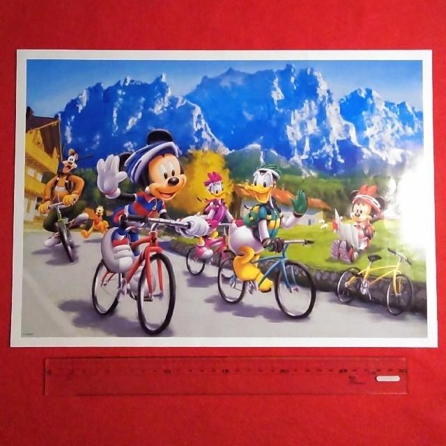 Disney(ディズニー)の眠れる森の美女 ミッキーと仲間たち ポスター エンタメ/ホビーのアニメグッズ(ポスター)の商品写真