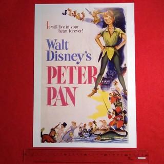 ディズニー(Disney)のピーターパン ミッキーと仲間たち ポスター(ポスター)