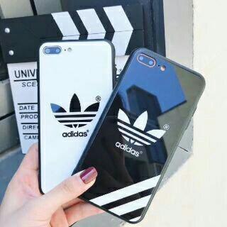 アディダス(adidas)の♡アディダス♡iPhoneカバー iPhoneケース 7/8/X/XS/XR(iPhoneケース)