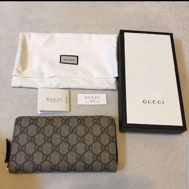 Gucci - GUCCIラウンド長財布 土日限定値下げの通販 by kira's shop|グッチならラクマ