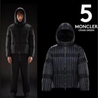 モンクレール(MONCLER)の2019ss‼️モンクレールC ダウン サイズ2 黒(ダウンジャケット)