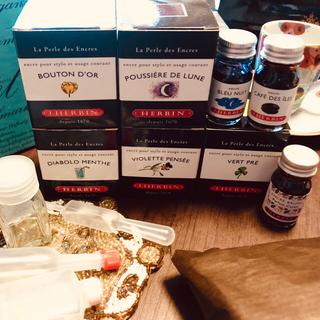 エルバン(Herbin)のエルバン インク おすそ分けたれ瓶5ml 最安値(ペン/マーカー)