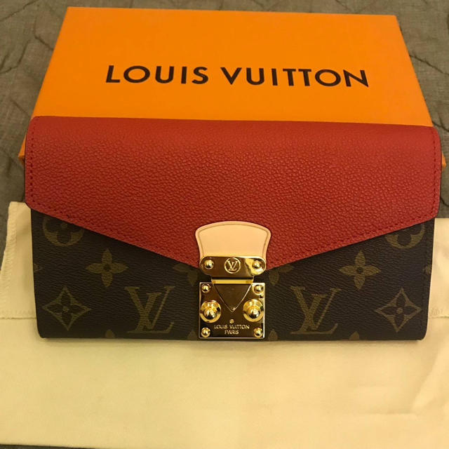 LOUIS VUITTON - ルイヴィトン 長財布の通販 by 伊织|ルイヴィトンならラクマ