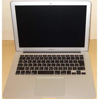 アップル(Apple)のApple MacBook Air Core i7 4G SSD256G難有 (ノートPC)
