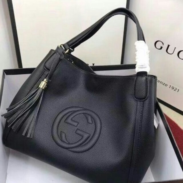 Gucci - GUCCI 新品 ハンドバッグソーホーの通販 by コサオ's shop|グッチならラクマ