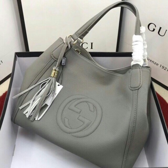 ルイヴィトン 中古 バッグ 激安 - Gucci - GUCCI 新品 ハンドバッグの通販 by コサオ's shop|グッチならラクマ