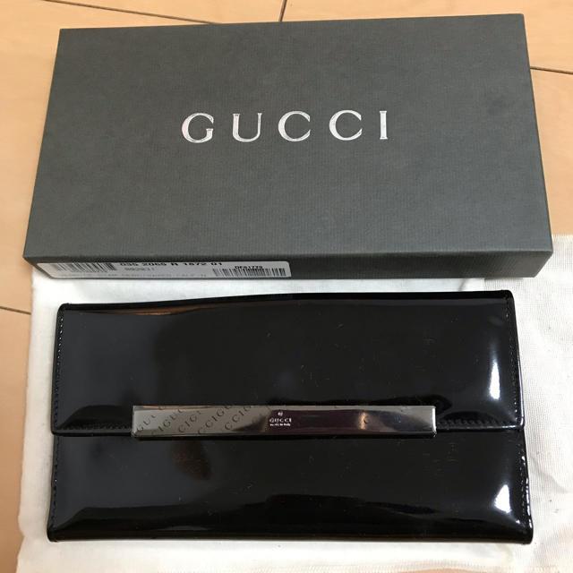 エルメス 財布 偽物 見分け方オーガニック 、 Gucci - GUCCI  長財布の通販 by R♡S*mama  (◡‿◡ฺ✿)|グッチならラクマ