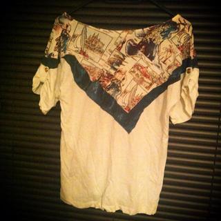 ミスティウーマン(mysty woman)のmysty woman:プリントTシャツ(Tシャツ(半袖/袖なし))