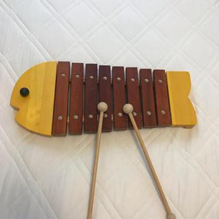 ボーネルンド(BorneLund)のボーネルンド 木琴 赤ちゃん(楽器のおもちゃ)