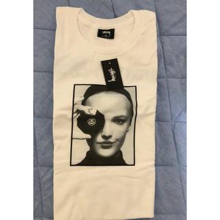 ステューシー(STUSSY)のL STUSSY PRINTEMPS 19 TEE CHANEL 追悼記念(Tシャツ/カットソー(半袖/袖なし))