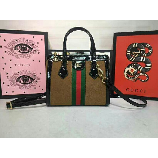 スーパーコピー カバン - Gucci - グッチ トートバッグの通販 by スナハ's shop|グッチならラクマ