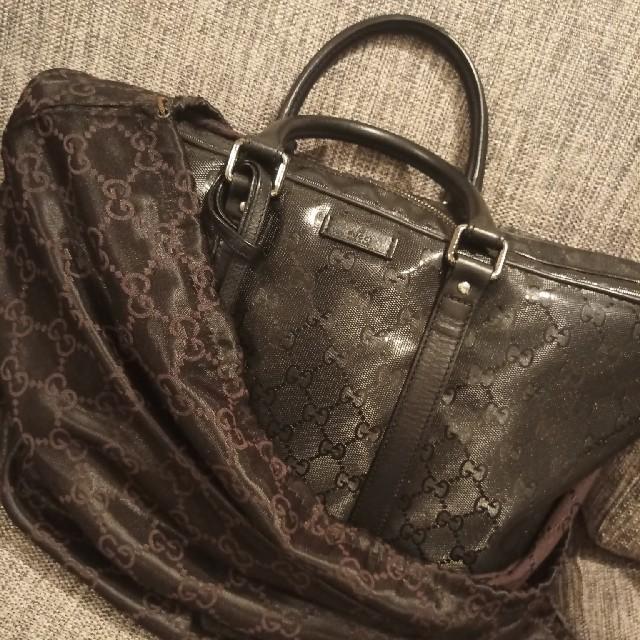 Gucci - GUCCI グッチ GGインプリメブリーフケース ビジネスバッグ 美品✨の通販 by 渡邊|グッチならラクマ