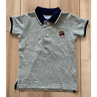 ブリーズ(BREEZE)のBREEZE ポロシャツ(グレー)(Tシャツ/カットソー)