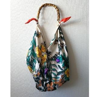 イエナ(IENA)の2018★manipuri バンブー スカーフバッグ(ショルダーバッグ)