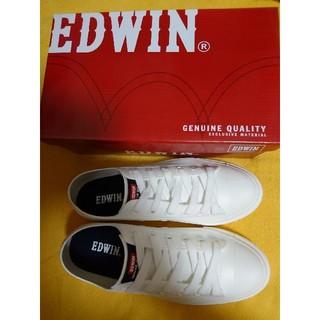 エドウィン(EDWIN)の未使用☆EDWINレインシューズLL(レインブーツ/長靴)