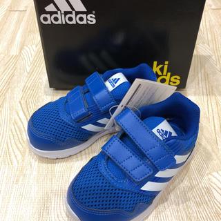 アディダス(adidas)の新品♡ adidas アディダス スニーカー キッズ(スニーカー)