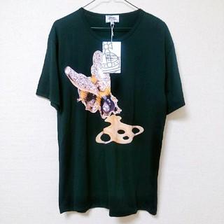ヴィヴィアンウエストウッド(Vivienne Westwood)のタグ付き*VivienneWestwood*リラックスTシャツ*蜂(Tシャツ/カットソー(半袖/袖なし))