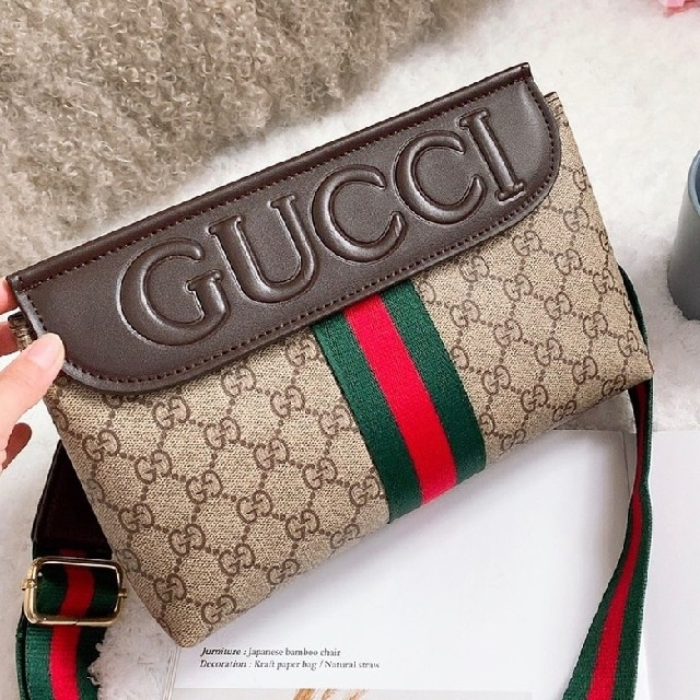 marc jacobs バッグ 激安 xperia - Gucci - gucciショルダーバッグの通販 by 渡辺 浩子's shop|グッチならラクマ