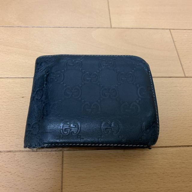 Gucci - GUCCI グッチ 折り財布の通販 by donaldpeace|グッチならラクマ
