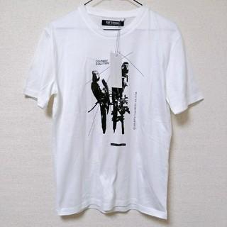 ラフシモンズ(RAF SIMONS)のタグ付き*RAF SIMONS*ラフシモンズ*Tシャツ(Tシャツ/カットソー(半袖/袖なし))