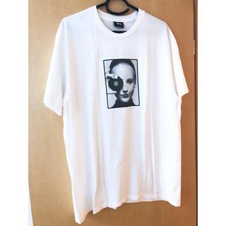 ステューシー(STUSSY)のstussy chanel Printemps Tee Lサイズ 19SS(Tシャツ/カットソー(半袖/袖なし))