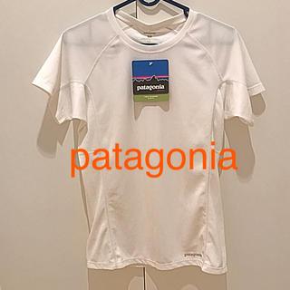 パタゴニア(patagonia)の新品 パタゴニア☆ランニングシャツ(ウェア)