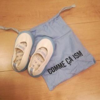 コムサイズム(COMME CA ISM)の夏休み前特別値下げ中! COMME CA ISM  上靴 巾着付♡(その他)