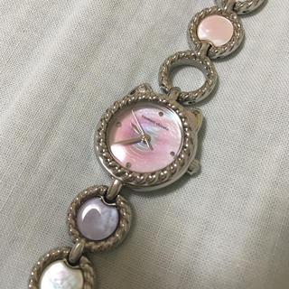 ツモリチサト(TSUMORI CHISATO)のツモリチサト リトルネコバラ  リストウォッチ(腕時計)