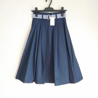ダズリン(dazzlin)のdazzlin新品❤ベルト付スカート(ひざ丈スカート)