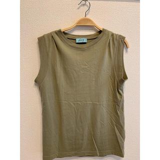 デイシー(deicy)のdeicy タンクトップ(Tシャツ(半袖/袖なし))
