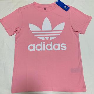 アディダス(adidas)の新品 アディダス オリジナルス 半袖 Tシャツ 160 コットン100%(Tシャツ/カットソー)
