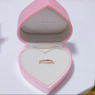 ザキッス(THE KISS)のTHE KISSリング(リング(指輪))