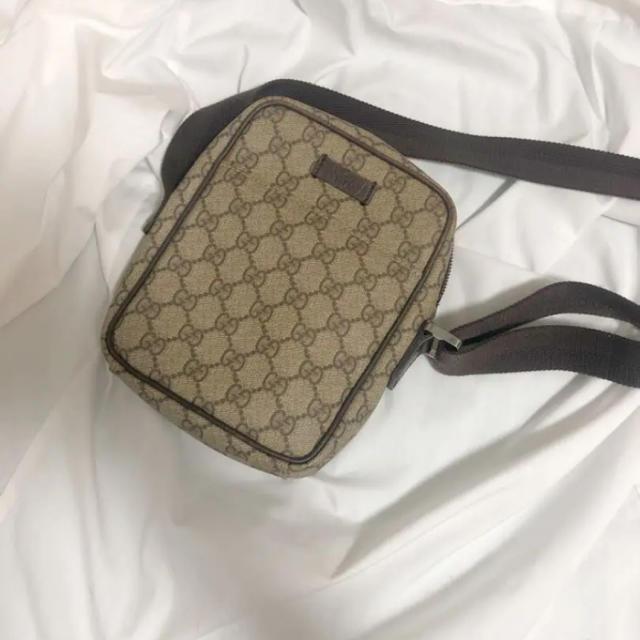 Gucci - GUCCI ショルダーバッグの通販 by セブンイレブン|グッチならラクマ