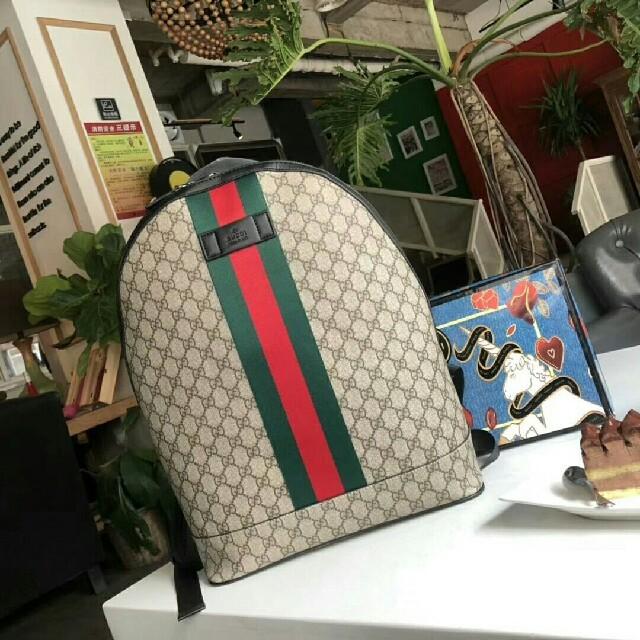 marc jacobs バッグ 激安 モニター | Gucci - Gucci リュックの通販 by サダ's shop|グッチならラクマ