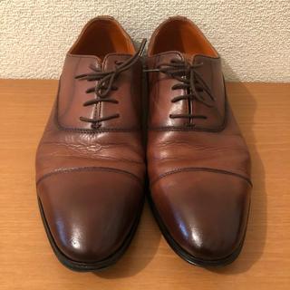 マドラス(madras)の【即納】 Madras メンズ ストレートチップ ビジネスシューズ 革靴 26(ドレス/ビジネス)