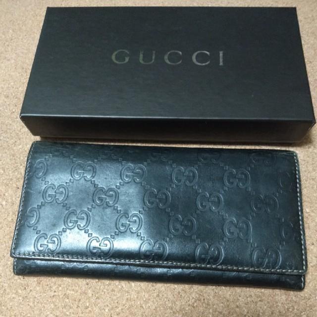 Gucci - バーグマン35さん専用 GUCCI長財布の通販 by Ken's shop|グッチならラクマ