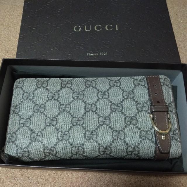 グッチ リング スーパーコピー / Gucci - GUCCI長財布ラウンドファスナーの通販 by Ken's shop|グッチならラクマ