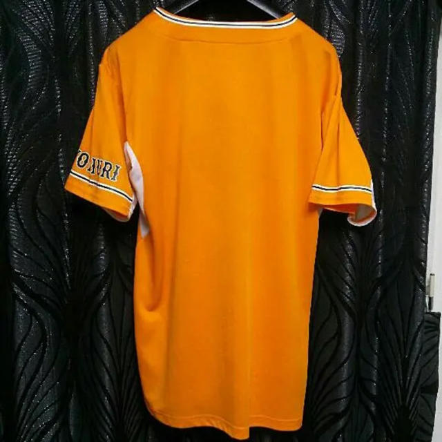 UNDER ARMOUR(アンダーアーマー)のUNDERARMERアンダーアーマーGIANTSジャイアンツベースボールシャツL スポーツ/アウトドアの野球(ウェア)の商品写真