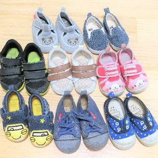アディダス(adidas)のベビー靴セット  アディダス  adidas  ホーキンス  ベビー  靴(スニーカー)