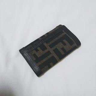 フェンディ(FENDI)の【正規品 美品】 フェンディ キーケース リング5あり  (キーケース)