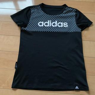 アディダス(adidas)のアディダス Tシャツ ブラック(Tシャツ/カットソー)