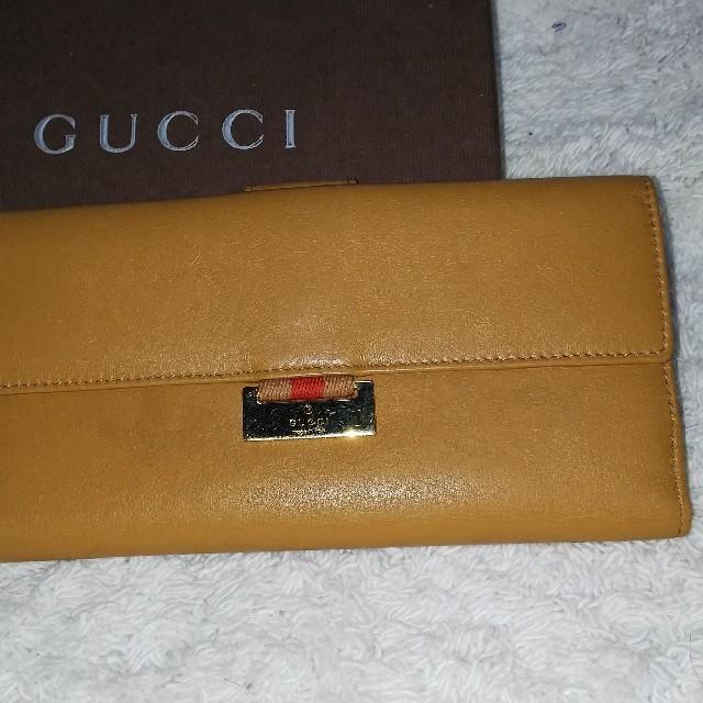 Gucci - 正規品グッチの長財布の通販 by 委託潜入業|グッチならラクマ