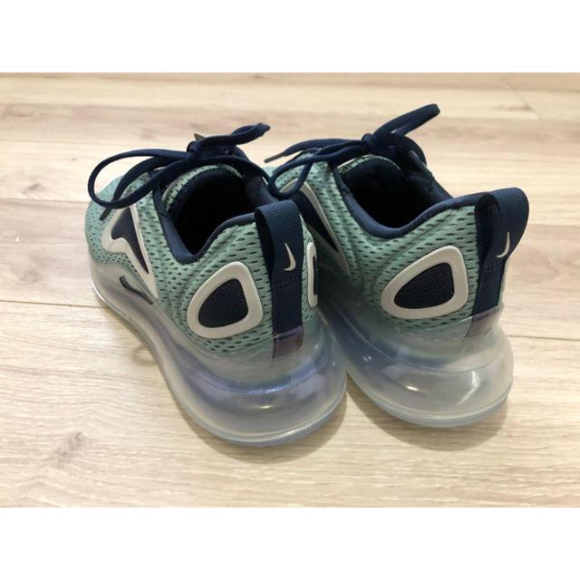 NIKE(ナイキ)の新品 NIKE ナイキ エアマックス  720 25.5cm 25cm レディースの靴/シューズ(スニーカー)の商品写真