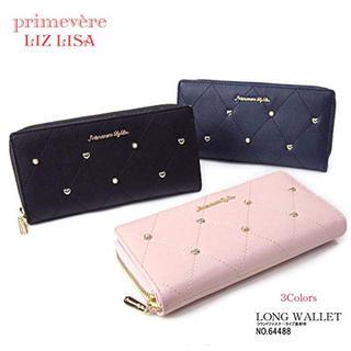 リズリサ(LIZ LISA)のリズリサ ジェムシリーズ ラウンドファスナー長財布(財布)