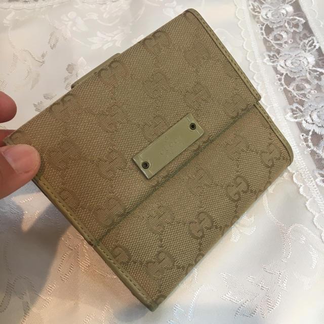 ブルガリ 財布 コピー 通販 | Gucci - 美品❣️ GUCCI 折財布の通販 by Sachi's shop|グッチならラクマ