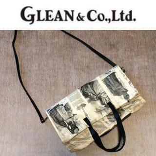 アクシーズファム(axes femme)の【GLEAN&Co.,Ltd.】♡ニュースペーパー4WAYクラッチバッグ+.*(クラッチバッグ)