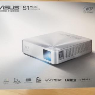 エイスース(ASUS)の新品未使用_ASUS S1 モバイル LED プロジェクター(プロジェクター)