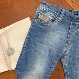 ディーゼル(DIESEL)の値下げ ディーゼル デニム パンツ サイズ2y 95 100(その他)
