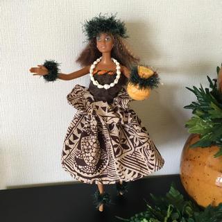 バービー(Barbie)のバービー人形 フラダンス衣装イプ 【No.139】(人形)