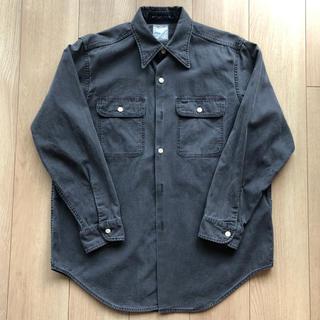 マディソンブルー(MADISONBLUE)のMADISONBLUE マディソンブルー ハンプトンバックサテンシャツ(シャツ/ブラウス(長袖/七分))